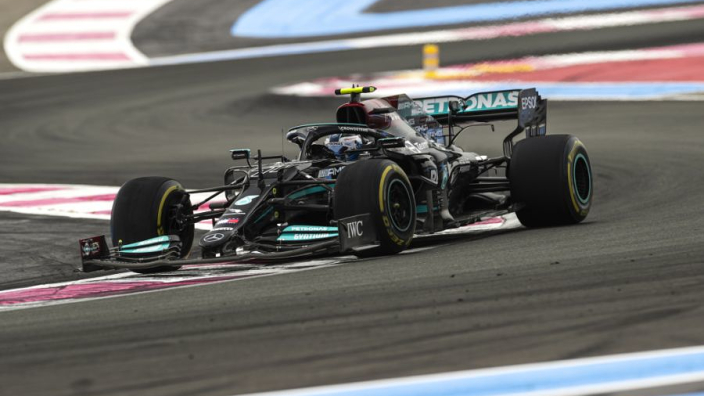 """Bottas critical of Mercedes after being left """"a sitting duck"""" in France"""
