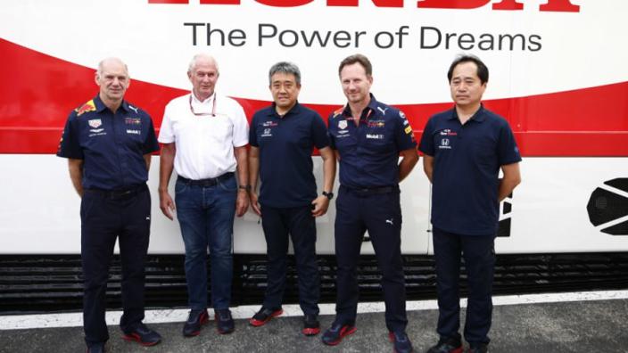 Helmut Marko: 'Als het met Honda niets wordt, vertrekt Red Bull uit Formule 1'