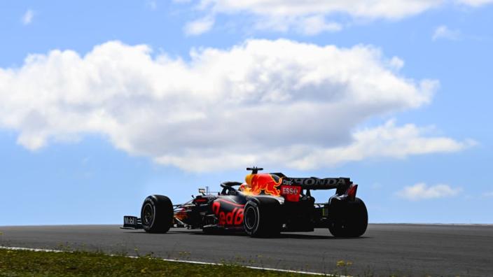 """Buxton vindt track limits-kritiek Verstappen niet terecht: """"Hij maakte zelf een fout"""""""