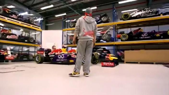 Red Bull Racing heeft bijzondere gast in de fabriek - GPfans