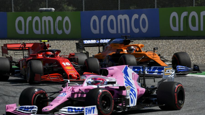 Outdated infrastructure a limiting factor to McLaren in 2021 midfield contest
