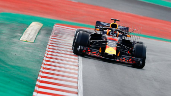Red Bull Racing maakt schema voor tweede testweek bekend