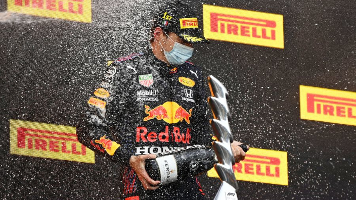 "Verstappen warns ""no guarantees"" Imola win sparks season-long F1 battle with Hamilton"