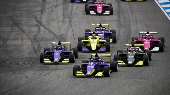 W Series announce eight-race calendar on F1 undercard