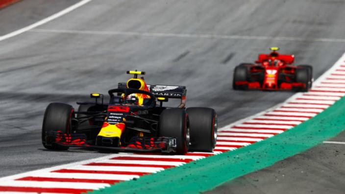 Martin Brundle: 'Max toonde zich als toekomstig kampioen in Oostenrijk'