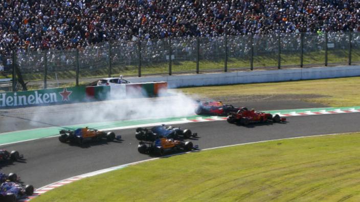 """Doornbos: """"Straf Ferrari pas na afloop van de race is competitievervalsing"""""""