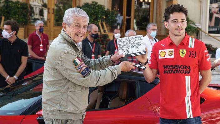 Le Mans ambition for Leclerc