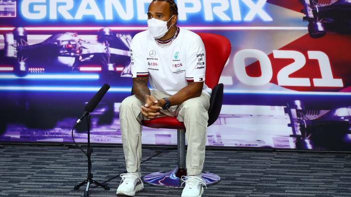 """Hamilton verheugt zich op Dutch Grand Prix: """"Het is een geweldige baan"""""""