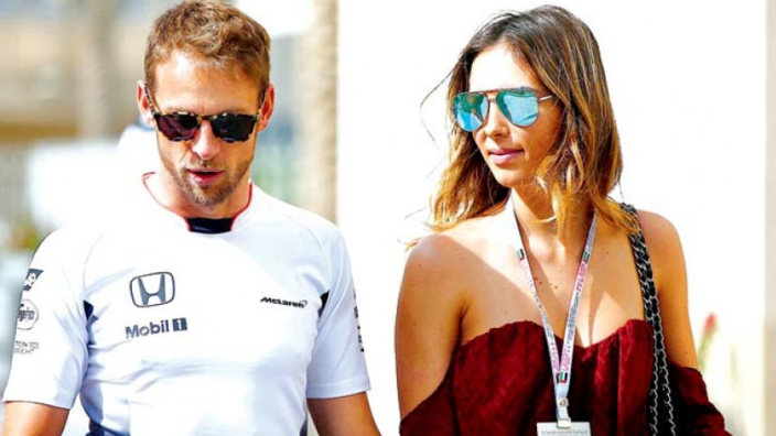 Button withdraws from Le Mans with baby on the way