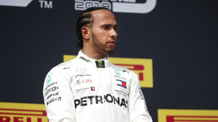 Hamilton suggests Mercedes could suffer in Hungary and Mexico