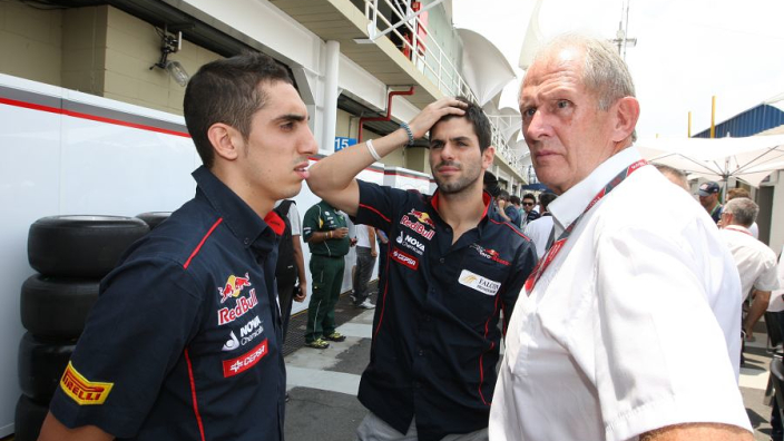 Alguersuari: 'Had veel woede en afkeer richting Red Bull en Marko na F1-exit'