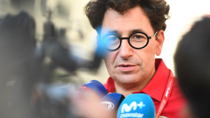 Ferrari will do whatever it takes to have a 2020 season, says Binotto