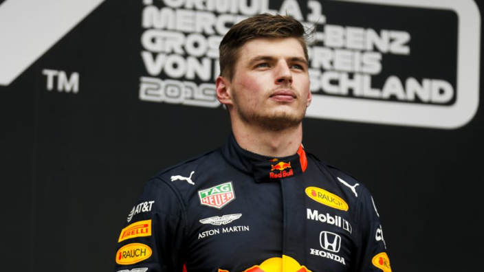German GP result can help Red Bull keep 'sublime' Verstappen