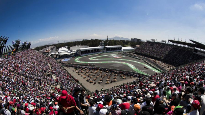 Mexican Grand Prix Weather Report