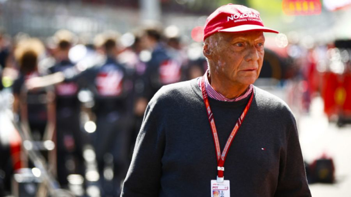 Happy birthday Niki Lauda - 70 today!