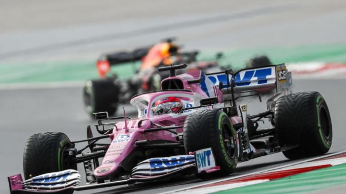 "Perez worried his tyres would ""explode"" en route to Turkey podium"