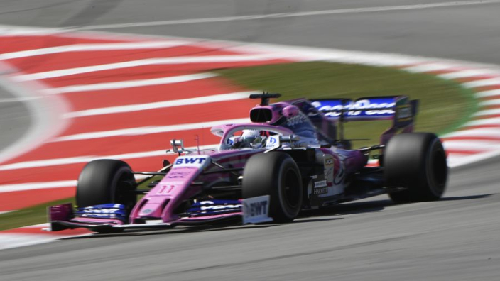 Racing Point to introduce new car before summer break