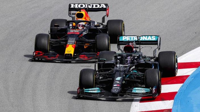 """Wolff - """"Near faultless"""" Hamilton key to beating Verstappen and Red Bull"""