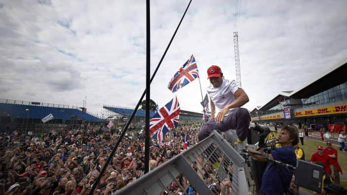 """Hamilton concern for """"testbed"""" Silverstone as Perez calls for new Red Bull deal - GPFans F1 Recap"""