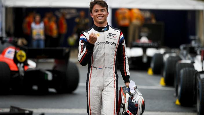 BREAKING: Nyck de Vries naar Formule E-team van Mercedes