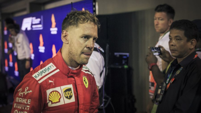 Vettel won't seek mental help in Hamilton fight