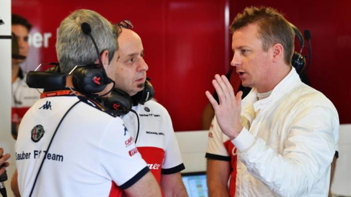 """Räikkönen positief verrast: """"Ik heb er zin in"""""""