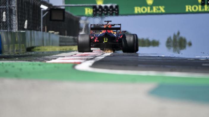 FIA deelt lijst aan onderdelen die vervangen moesten worden aan auto van Verstappen