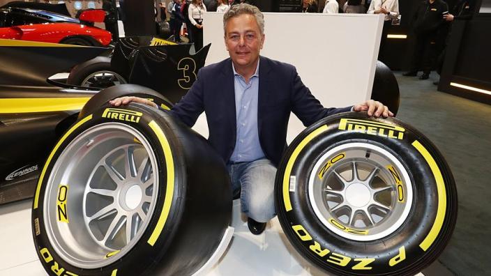 Pirelli bezoekt Zandvoort om tot juiste bandenkeuze te komen