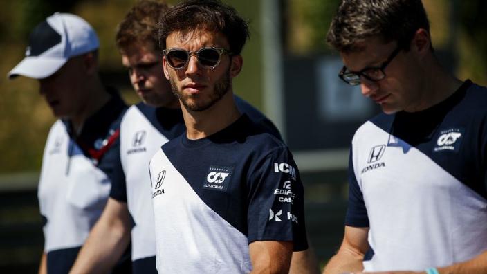 """Toekomst Gasly in handen van Red Bull: """"Komende weken duidelijkheid"""""""