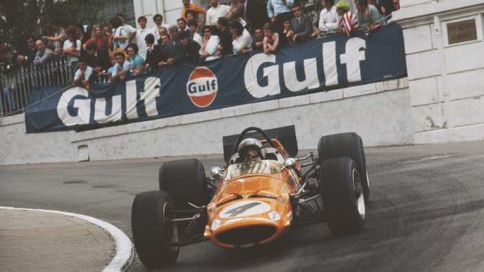 McLaren to reunite with iconic motorsport brand