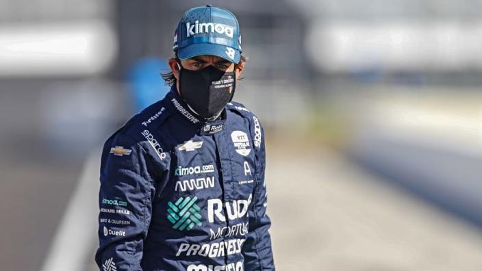 Alonso aanwezig op Imola en gaat testen voor Renault in Bahrein