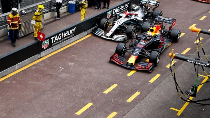 'FIA had Bottas moeten straffen voor creëren illegaal gat Hamilton'