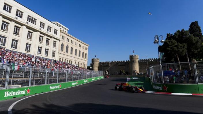 Grand Prix van Azerbeidzjan wordt achter gesloten deuren gehouden