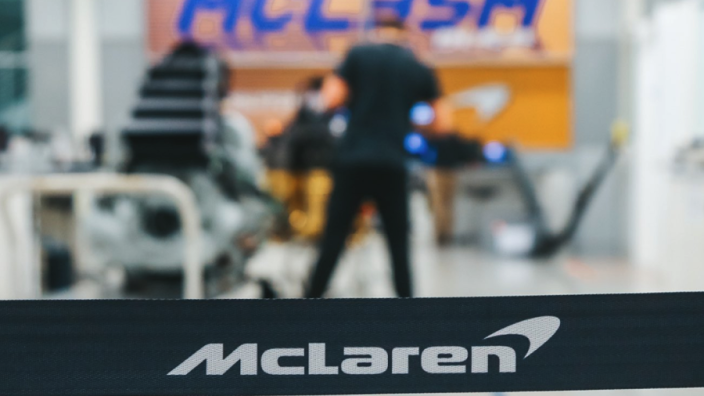 McLaren acknowledge Mercedes power unit switch in 2021 car name