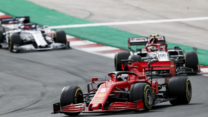 Vettel backtracks on Ferrari car conspiracy theory