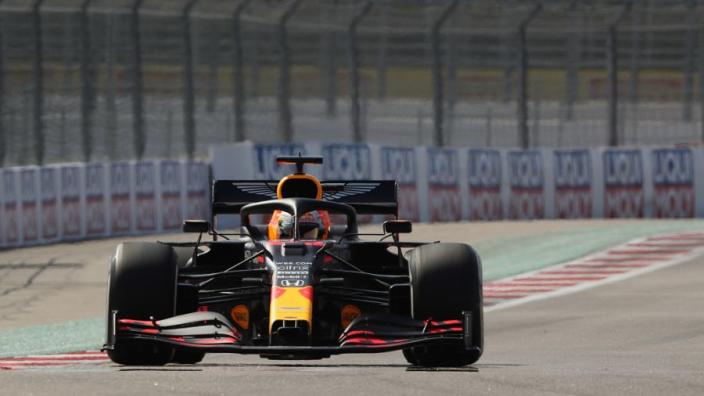 Davidson over Verstappen in VT2: 'Hij maakte een fout, had hoger moeten staan'