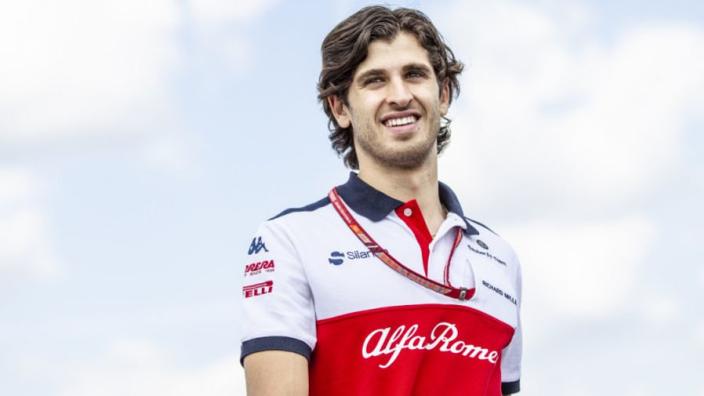 """Giovinazzi naar Sauber: """"Een eer om als Italiaan Alfa Romeo te vertegenwoordigen"""""""