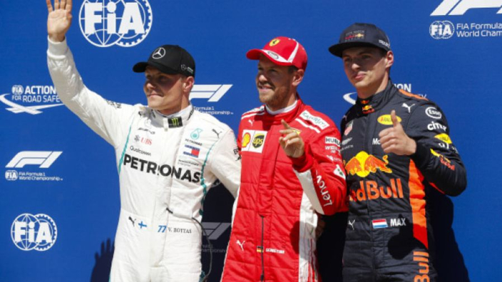 Brundle: 'Alle zes de topcoureurs kanshebbers voor de titel'