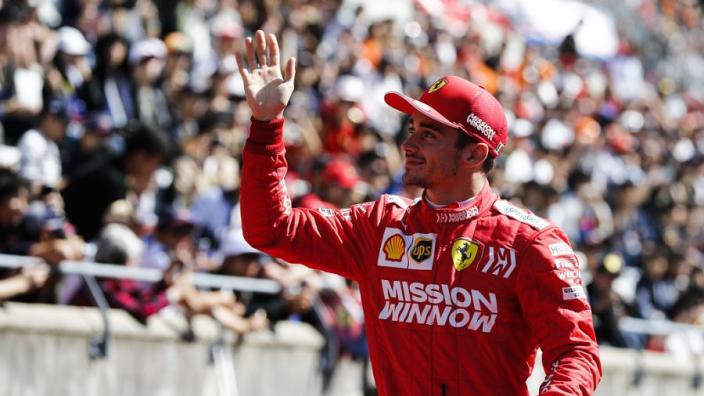 Leclerc's Ferrari deal breaks ground even Schumacher did not