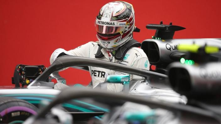 Hamilton keeps faith with Mercedes after Austria blunders