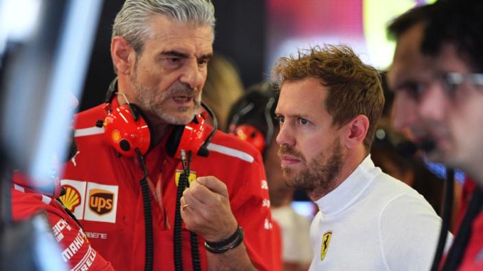 Arrivabene sacking positive for Vettel, says Rosberg