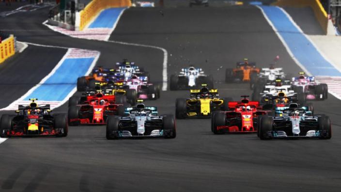 VIDEO: Alle hoogte- en dieptepunten van de Grand Prix van Frankrijk