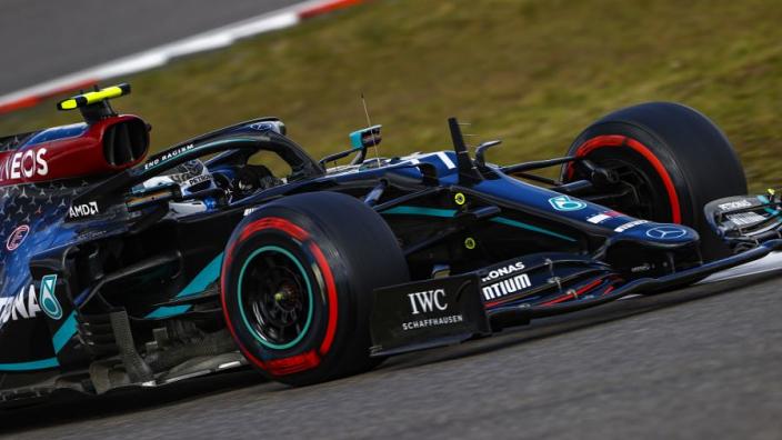 """Perfect"" Bottas lap sends a message to Hamilton - Rosberg"