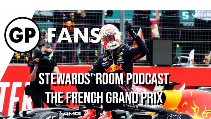 Red Bull masterclass ends Mercedes' French GP dominance - GPFans Stewards' Room Podcast!