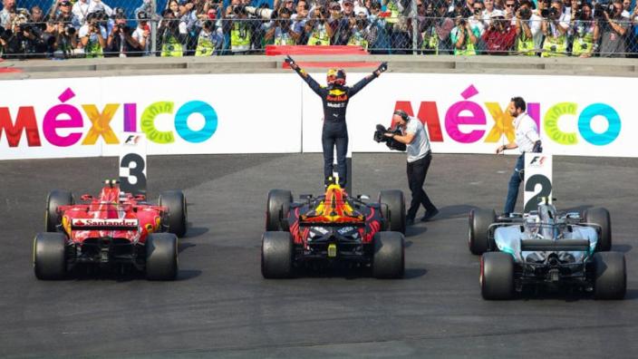 Mexican GP loses spot on F1 calendar