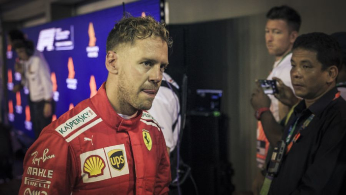Can Sebastian Vettel still win the F1 world championship?