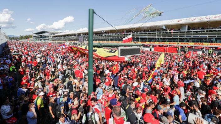 'Meevaller voor Monza: overheid wil tien miljoen investeren in Grand Prix'