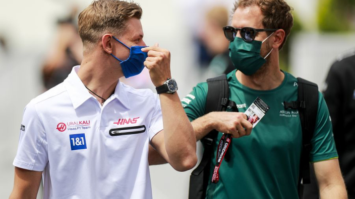 """How Vettel is helping to cure """"crooked"""" Schumacher"""
