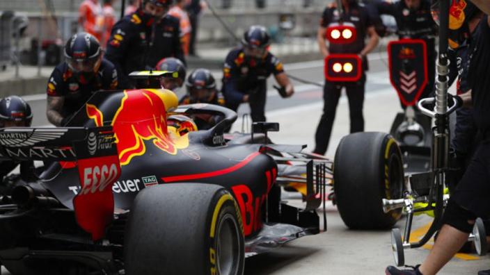 Red Bull Racing ook in pitstraat heer en meester in Oostenrijk