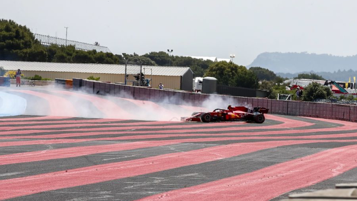 """Ferrari has no answers for """"very bad and difficult"""" French failure"""
